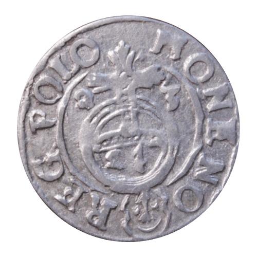 Nr 7047 ZIIIW półtorak 1623 Bydgoszcz st.III+