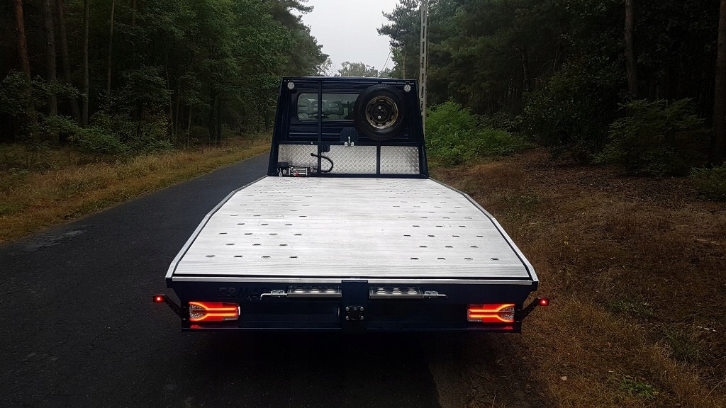 Autolaweta Zabudowa Najazd Fiat Ebmar 7591958698 Oficjalne