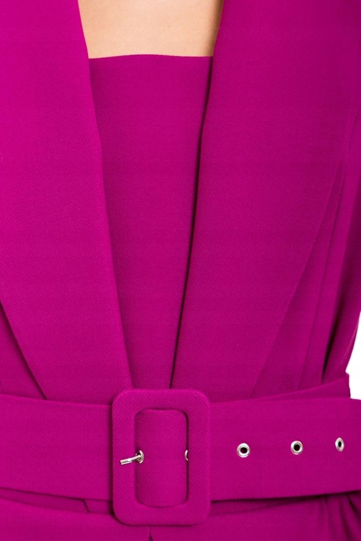 94ce83b563 Elegancka sukienka Simple fuksja 38 - 7566786160 - oficjalne ...