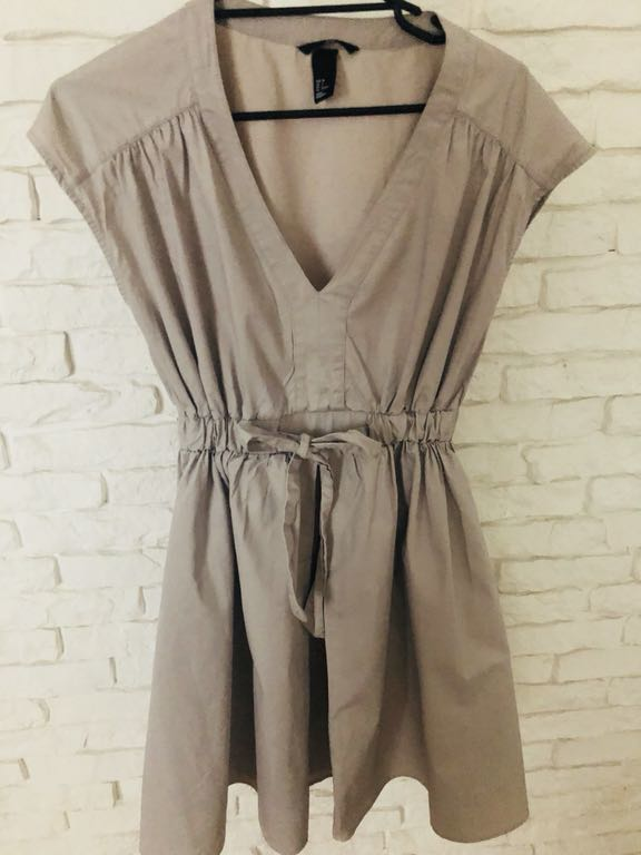 3391bbb875 Letnia sukienka H M rozmiar S M - 7385765905 - oficjalne archiwum ...