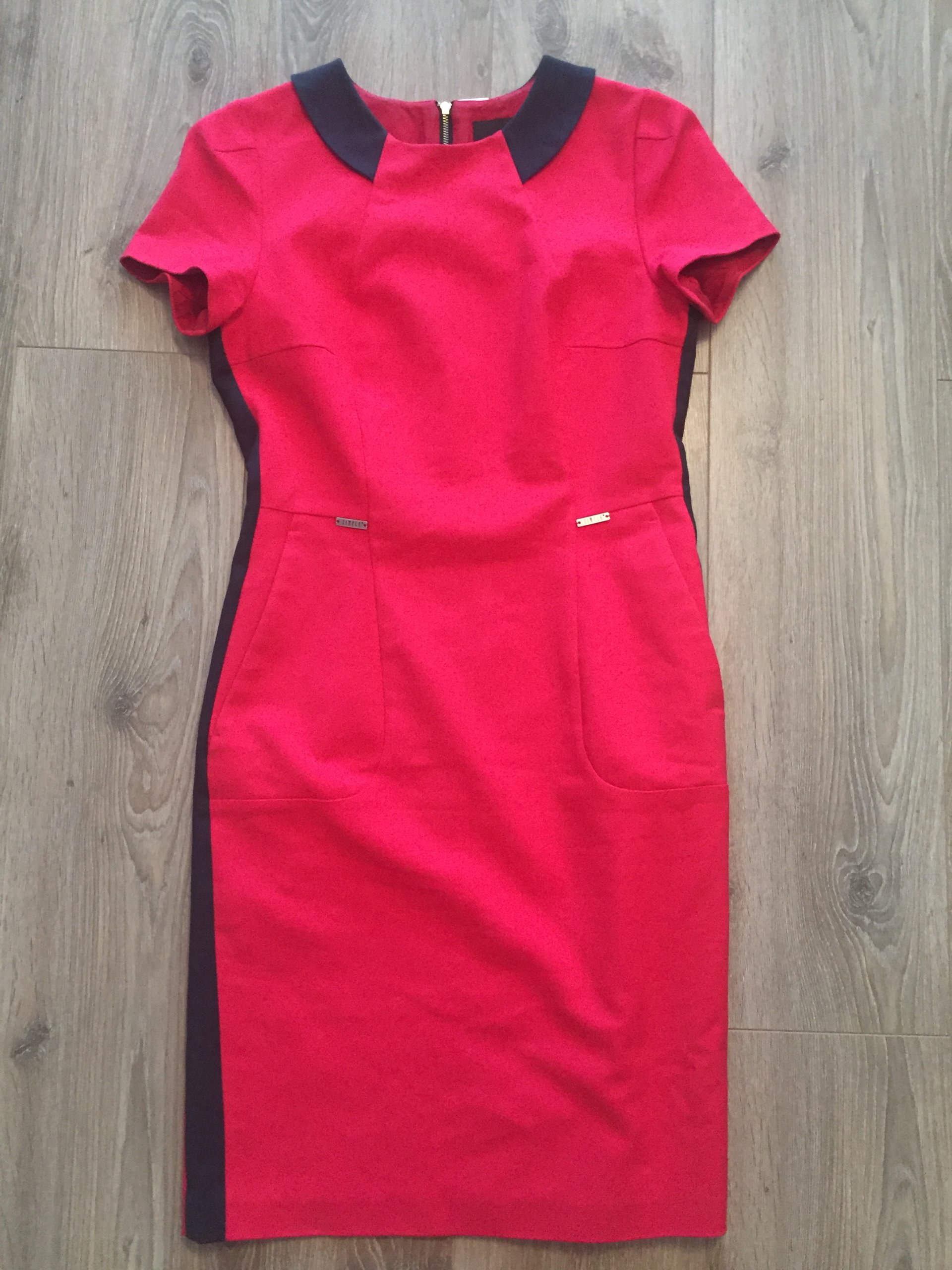 1ad24f10e8 Sukienka Simple 38 M ołówkowa elegancka - 7367747825 - oficjalne ...