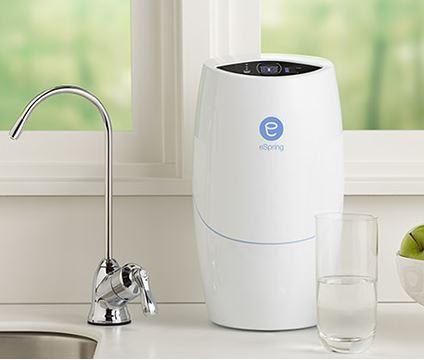 Groovy Filtr System oczyszczania wody eSpring z kranikiem - 7420920572 YV84