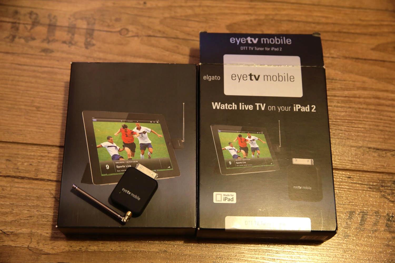 tuner TV - Elgato eyeTV mobile (dla Ipad 2 i 3) - 7679598096