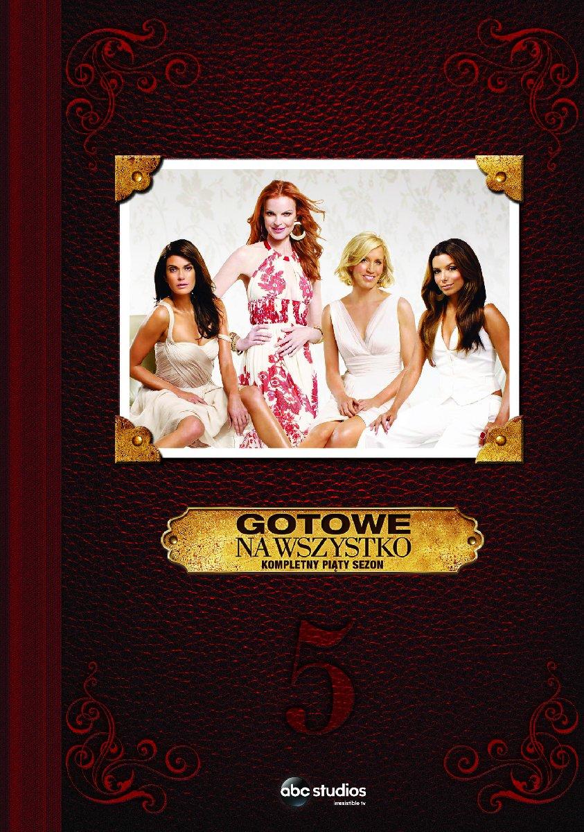 Gotowe na wszystko Sezon 5 DVD