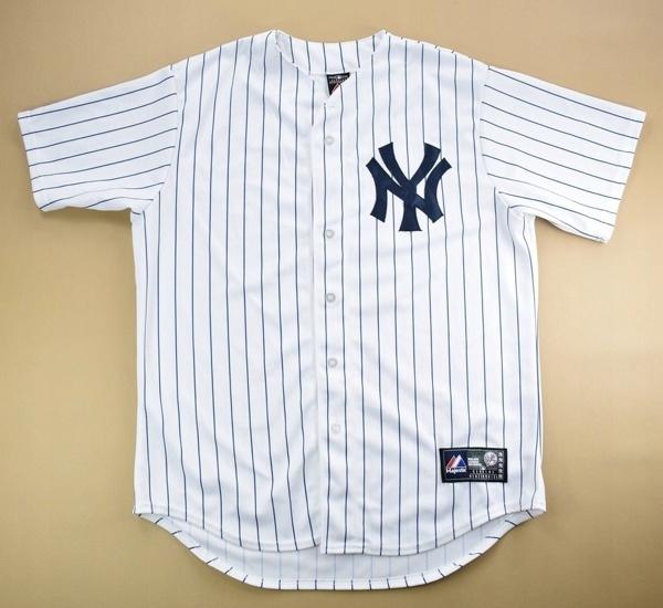 NOWY YORK YANKES MLB MAJESTIC KOSZULKA L