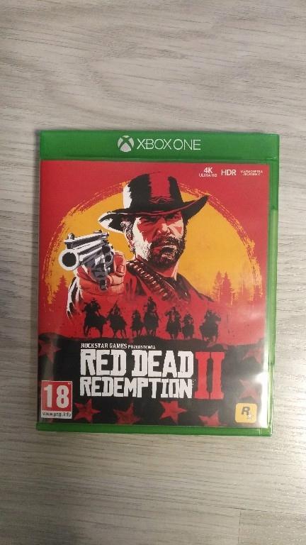 Red Dead Redemption 2 PL RDR2 + mapa + DLC - 7650913062