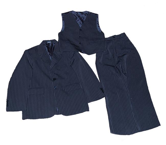 garnitur chłopięcy 7 lat 3-częściowy