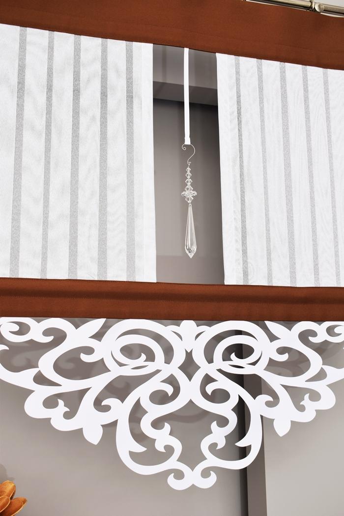 Firany Ażurowe Ażury Panele Ekrany Szer 50 60 70cm
