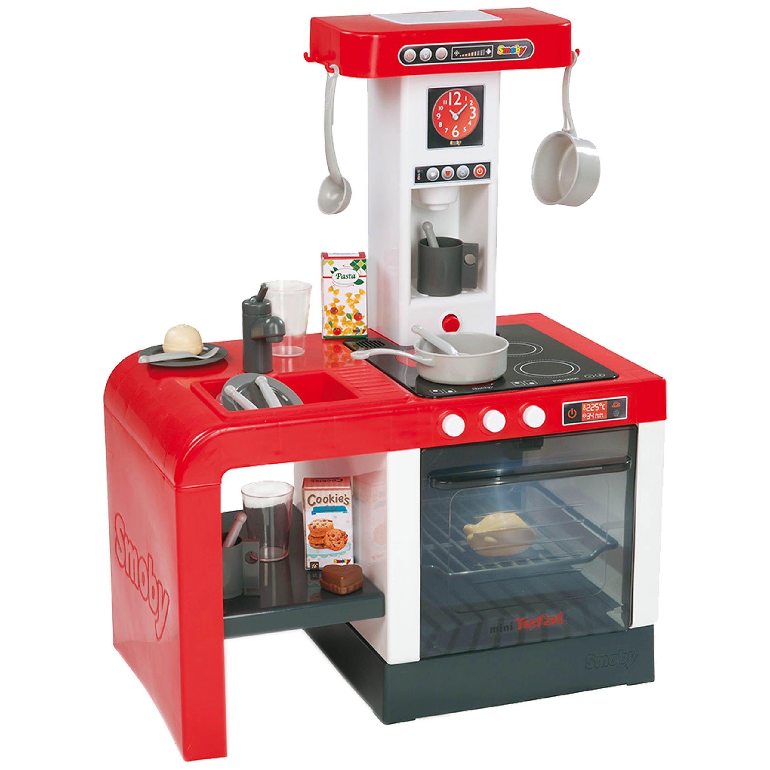 Kuchnia Tefal Cheftronic Akcesoria Smoby 311400