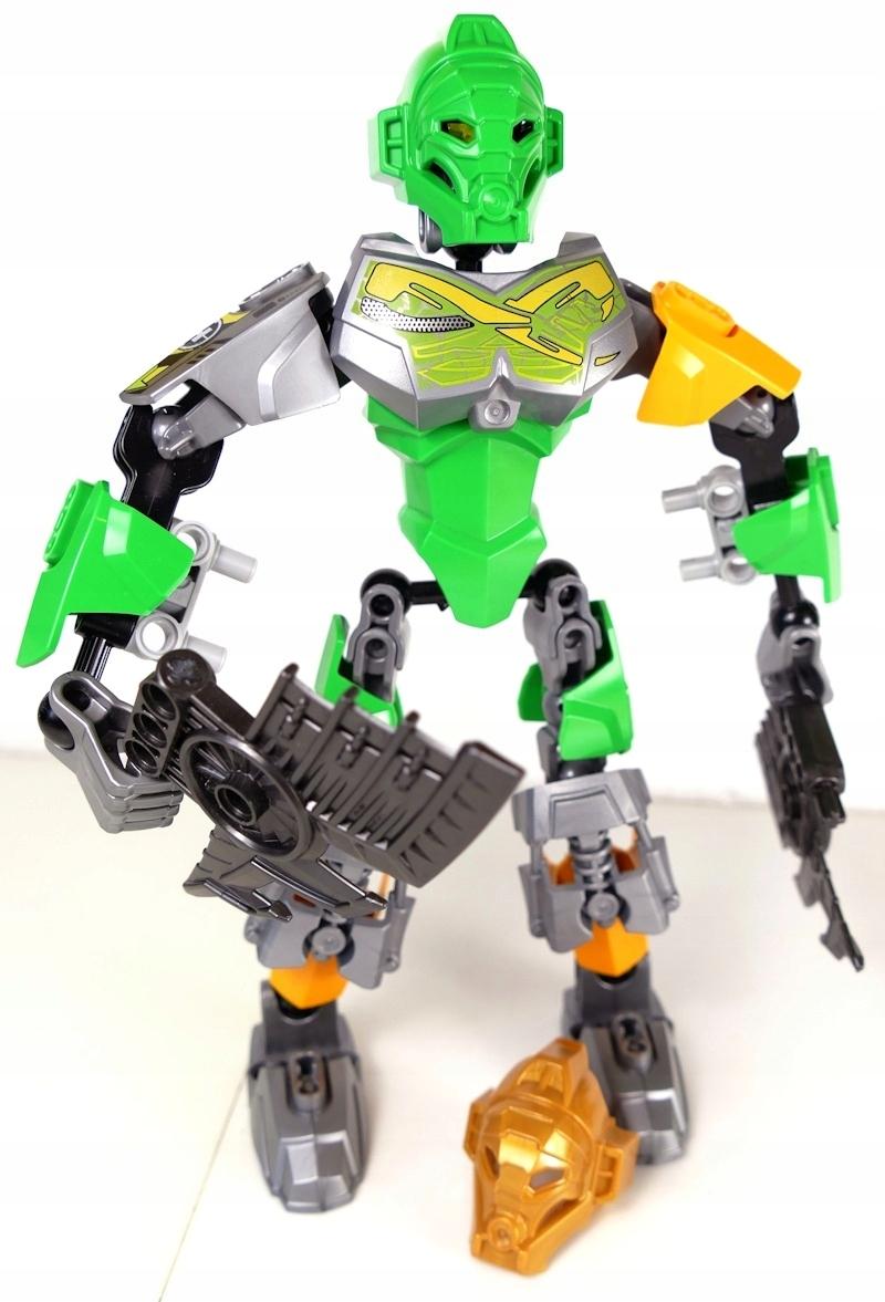 8semka Lego Bionicle 70784 Lewa Master Of Jungle 7530258306