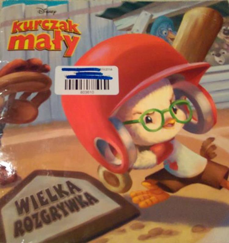 Kurczak Maly Disney 6681680863 Oficjalne Archiwum Allegro