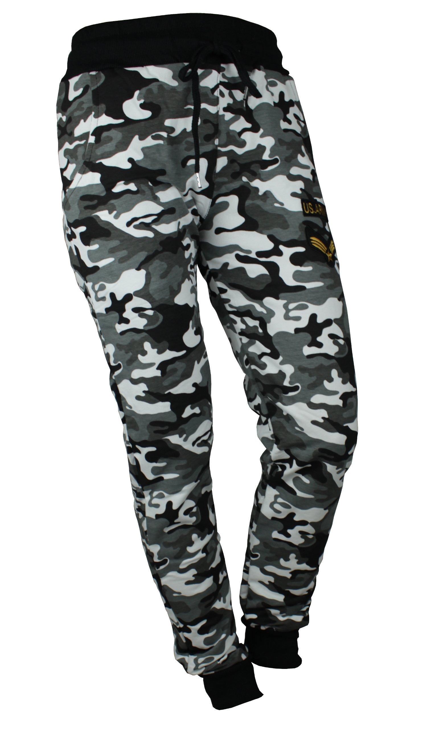 c58a00e5d767a6 Spodnie dresowe MORO bawełna MILITARY STYLE - S - 6704059236 ...
