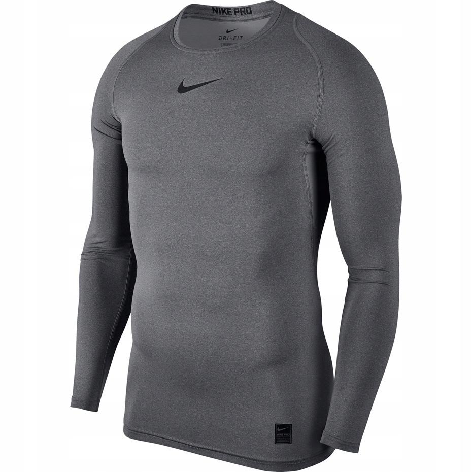 6c8c66b63 Koszulka Nike Pro Top Compression LS JR 152-158 P5 - 7454959566 ...