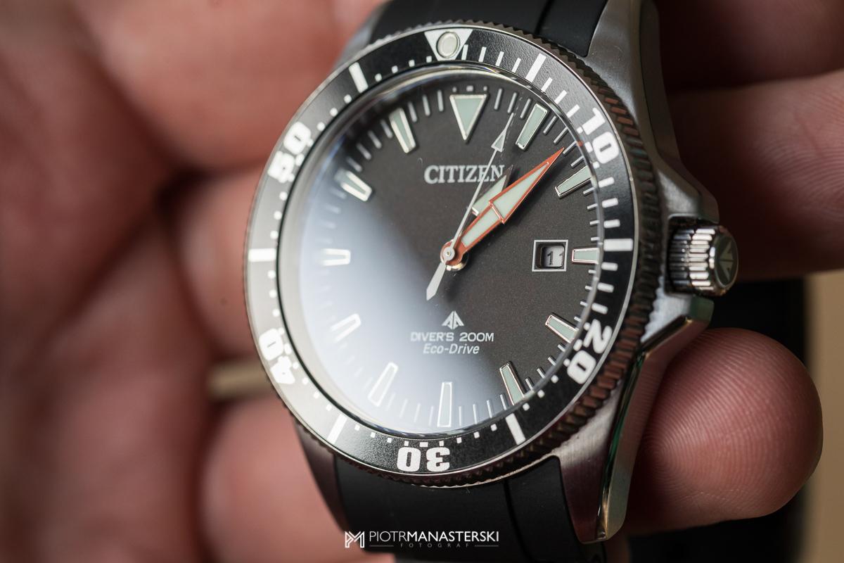 Zegarek Citizen Promaster Eco-Drive BN0100-42E - 7188477666 ... 869a187c25