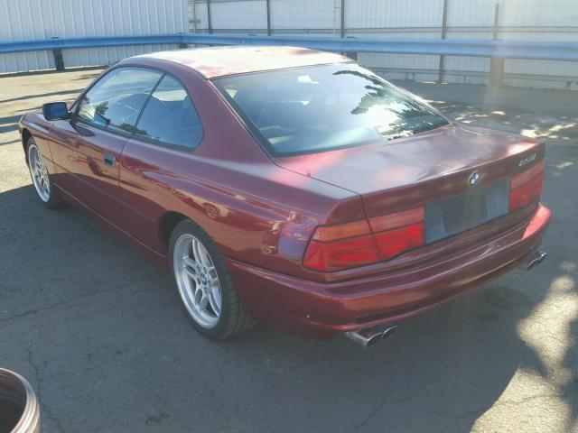 BMW 850i 5.0 V12