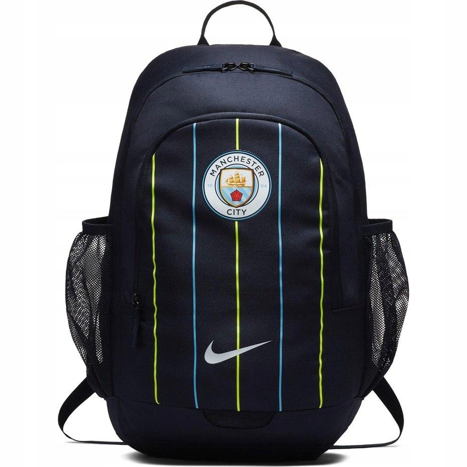 sklep internetowy nowy haj buty sportowe Plecak Nike Stadium Manchester City FC BA5368 475 ...