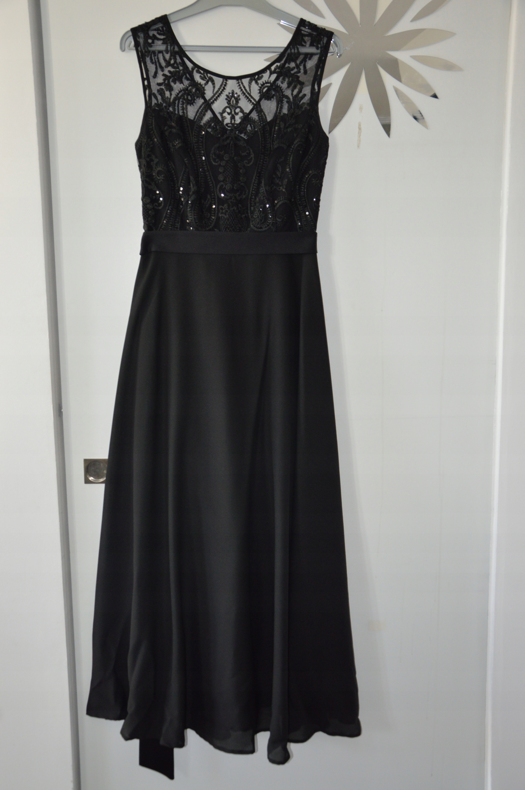86b1213e88 Długa sukienka M studniówka wesele - 7647378163 - oficjalne archiwum allegro