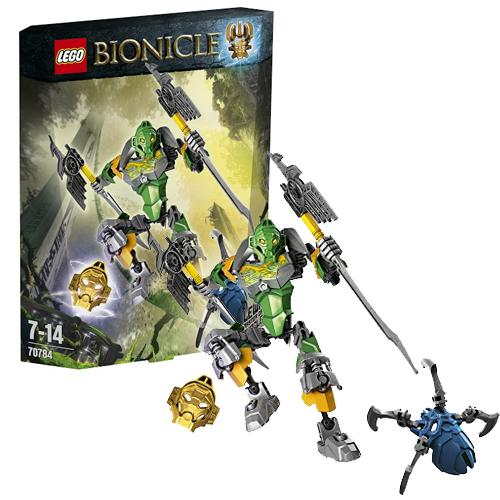 Lego Bionicle 70784 Lewa Władca Dżungli 7535661609 Oficjalne
