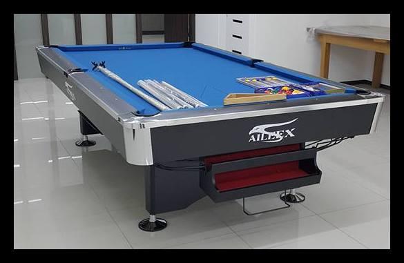 Legendarny Stół Bilardowy Aileex Sport 9 Ft 7100451880