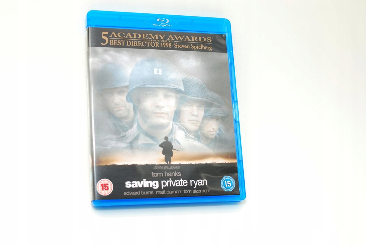 Saving Private Ryan Szeregowiec Ryan Spielberg
