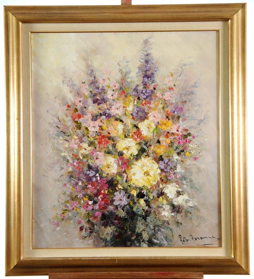 Bukiet Kwiatów Najpiękniejszy Obraz Impresjonizm 7471128572