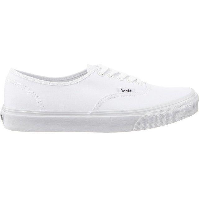 285d8a32c45a4 Białe Tekstylne Buty Męskie Trampki Vans r.50 - 7586224253 ...