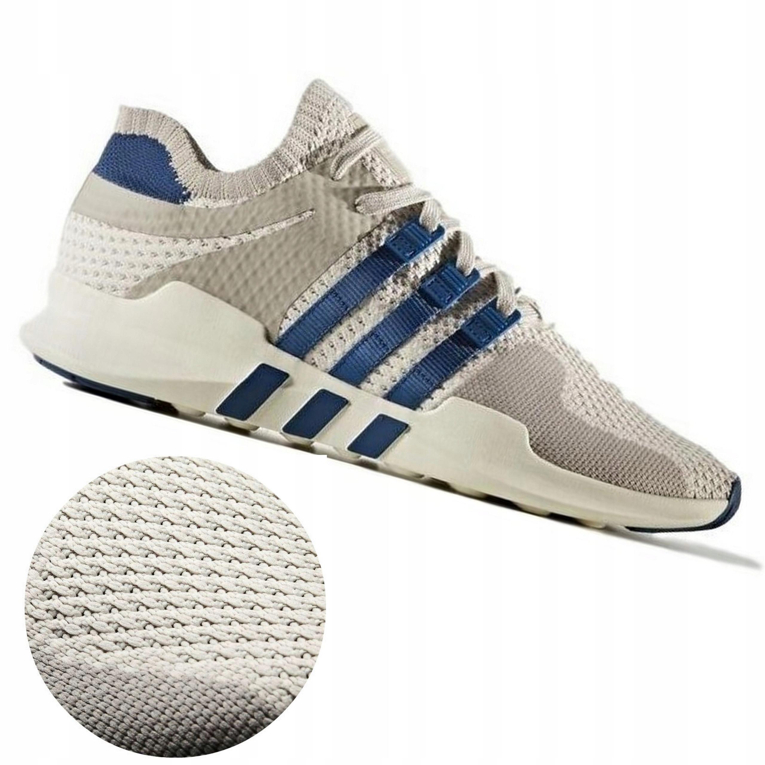 hot sale online 7a2db db164 Buty Męskie Adidas EQT Szare Sport 46,7 BY9393 - 7520558118 - oficjalne  archiwum allegro