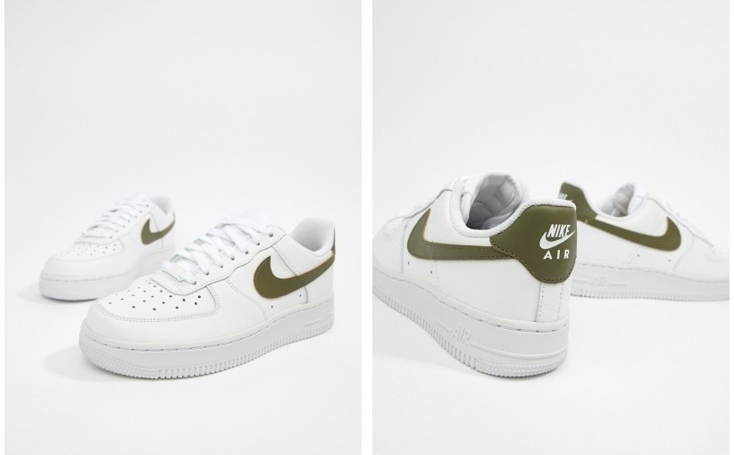nike air force frotte