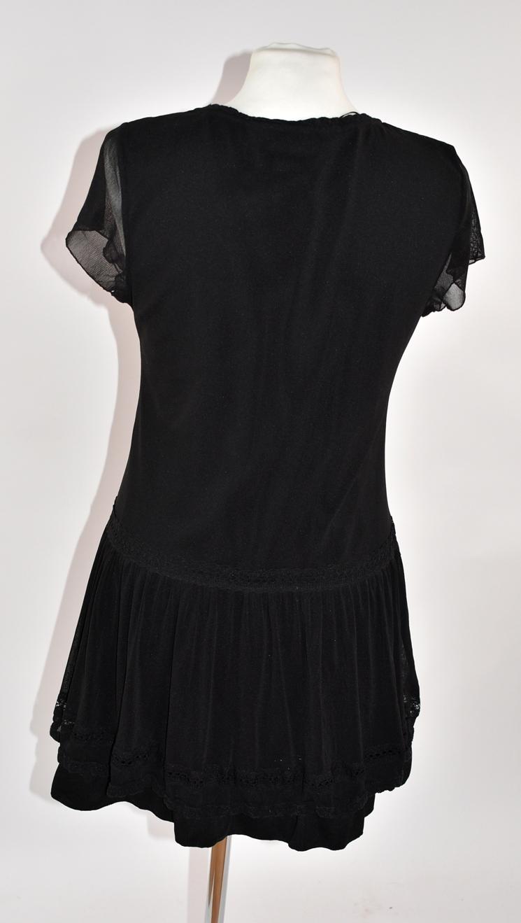 0f32a99aff KAPPAHL tunika sukienka damska r 40 42 czarna - 7596912598 ...