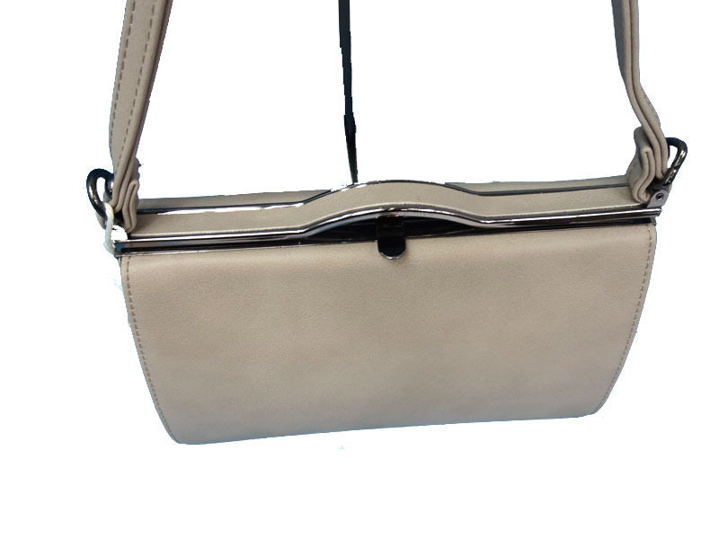 3b31bfec97723 Włoska torebka mały kuferek taupe - 7292247416 - oficjalne archiwum ...