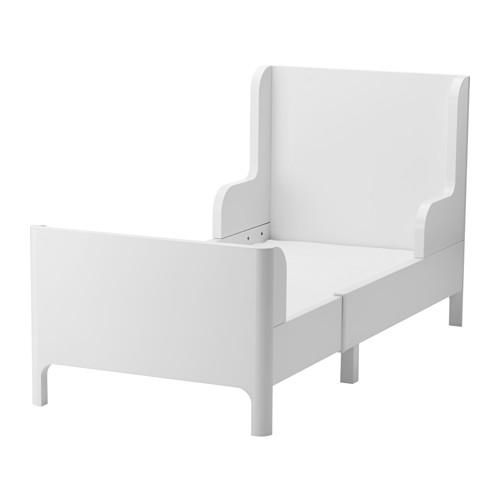 Ikea Busunge Rama łóżka 80x200 łóżko Regulowane