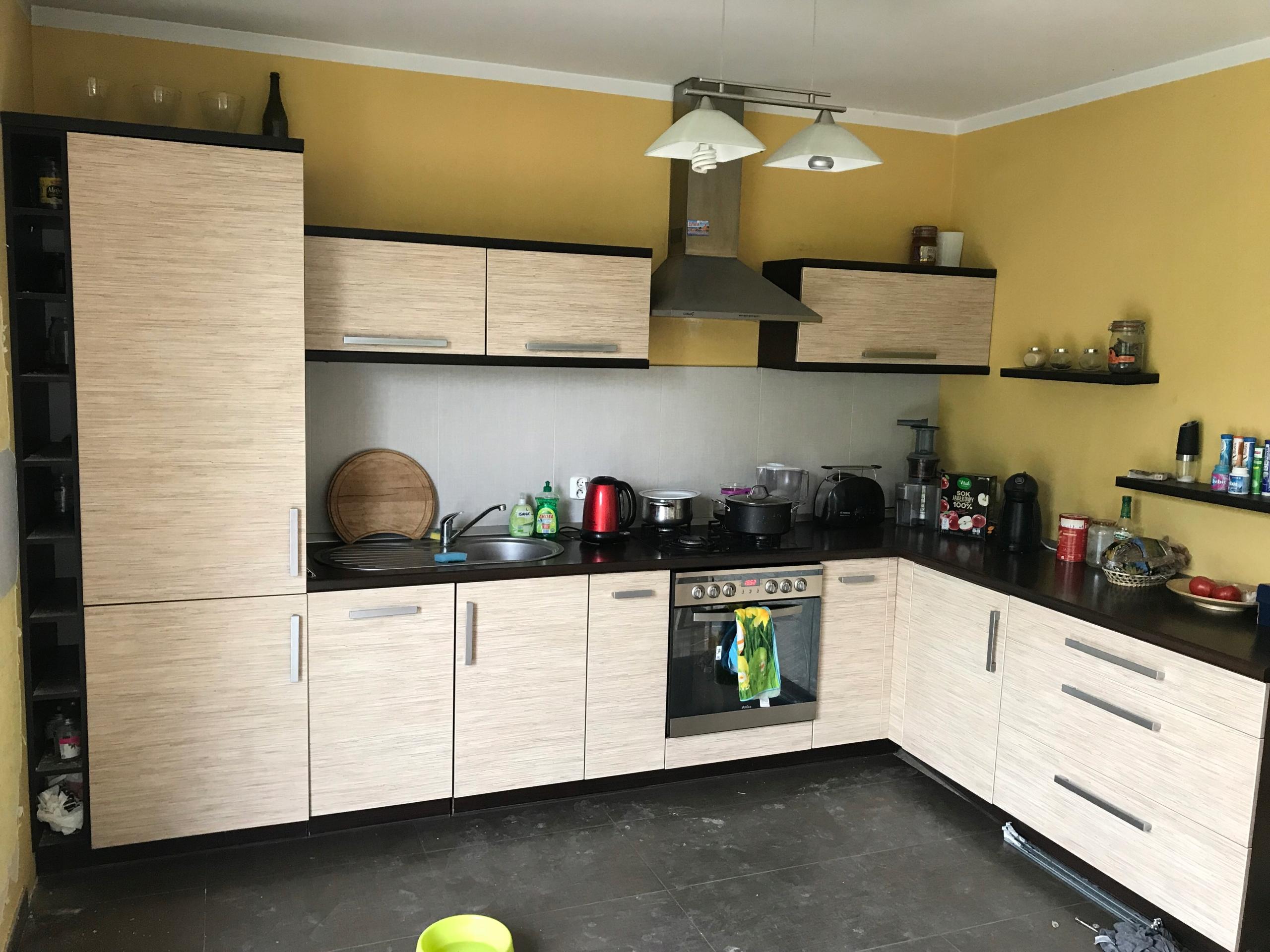 Zestaw Mebli Kuchennych Wyposażenie Kuchnia 7486129801