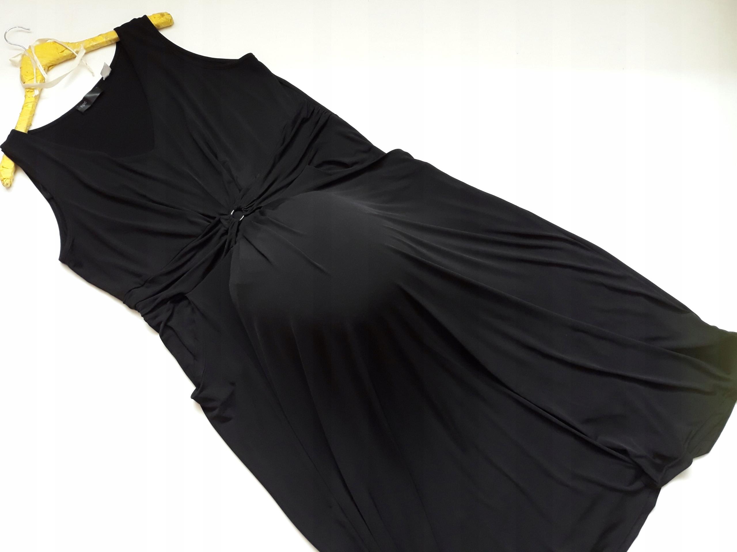 d0605da1 b.p.c. * 48/50 * Elegancka Sukienka ciążowa *