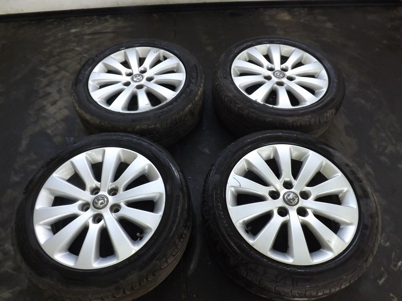 Astra J Iv 4 Felgi Aluminiowe 17 Cali Kpl 5x115 7346449915