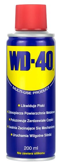 WD-40 Odrdzewiacz wielofunkcyjny WD40 Konserwacja