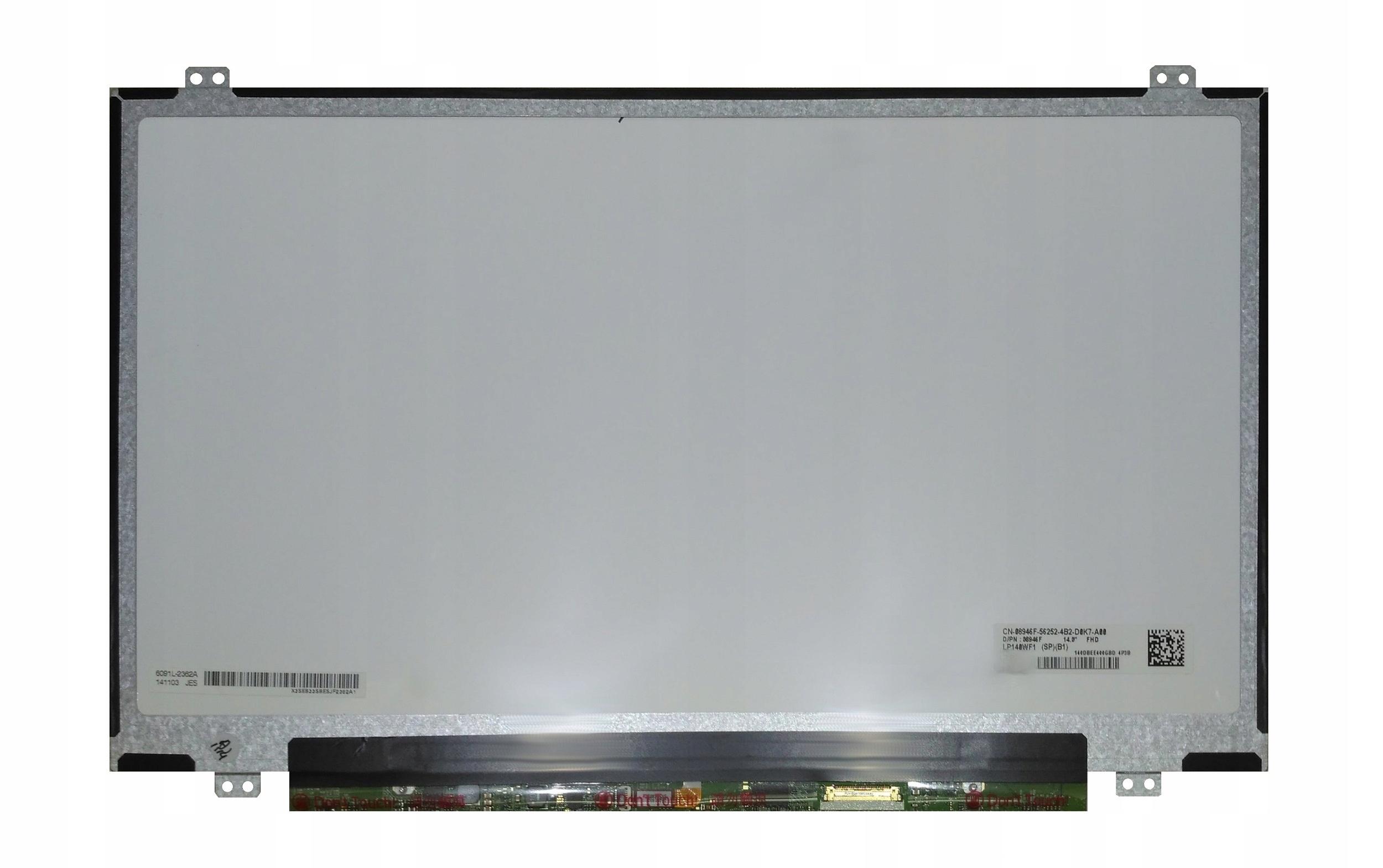 Matryca do Laptopa NoteBook HP ProBook 440 G3 IPS