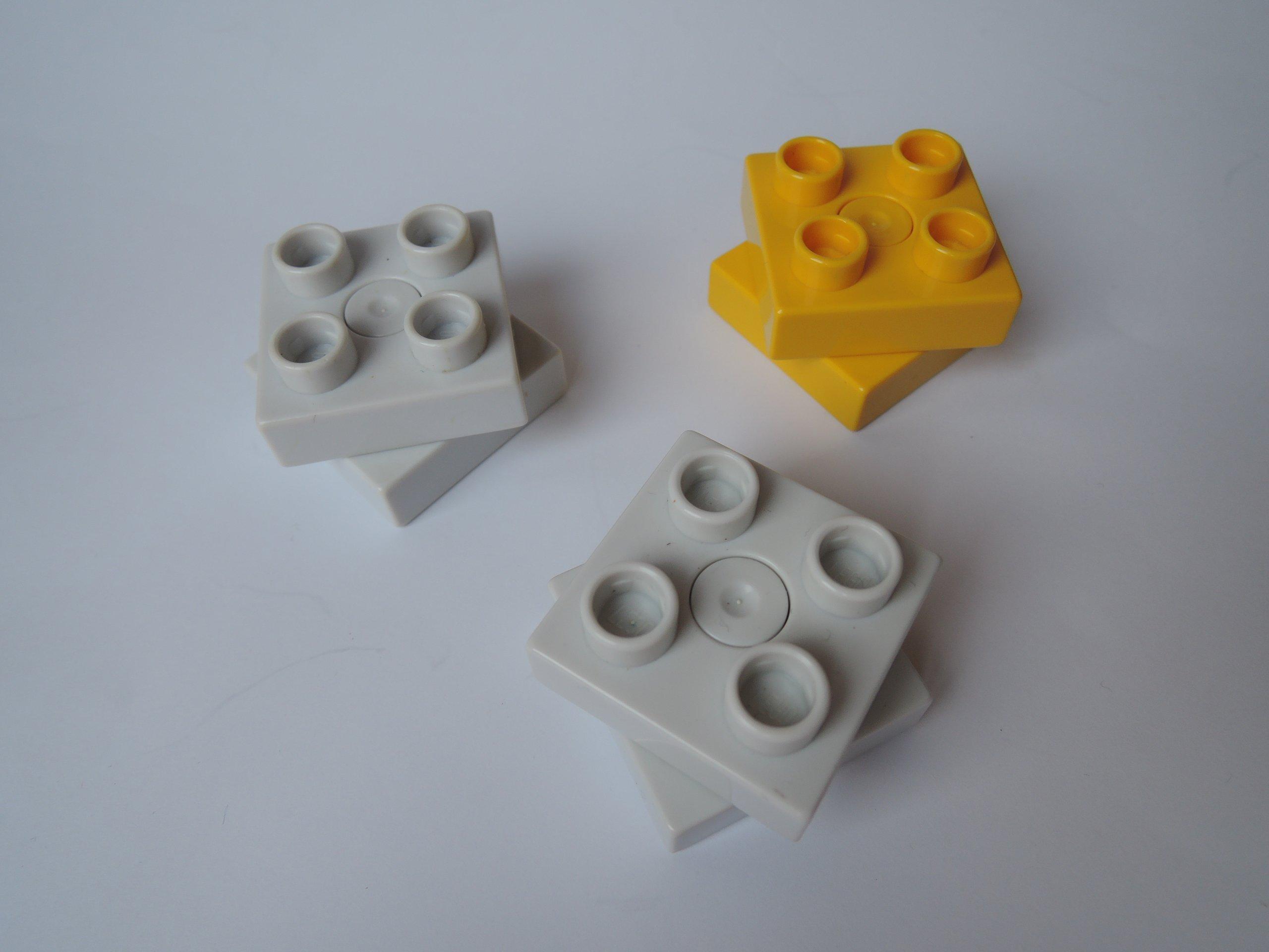 Lego Duplo Klocek Obrotowy 7119479599 Oficjalne Archiwum Allegro