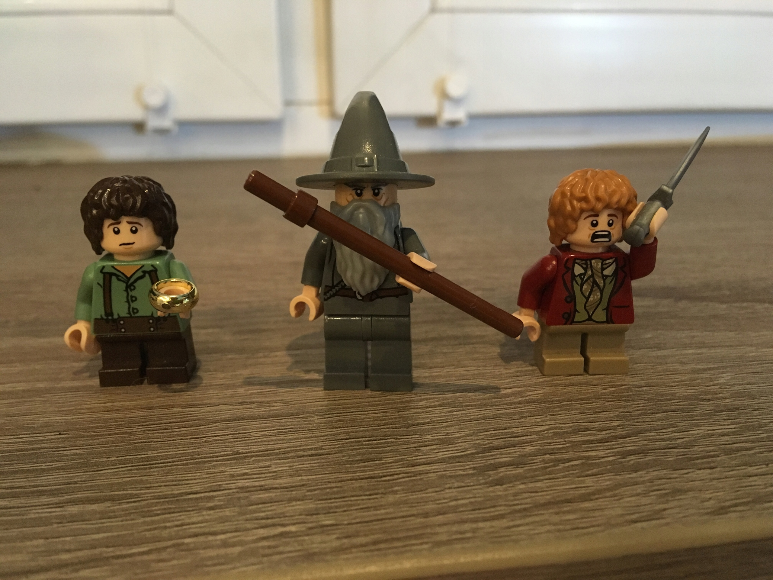Minifigurki Lego Władca Pierścieni 7676038612 Oficjalne