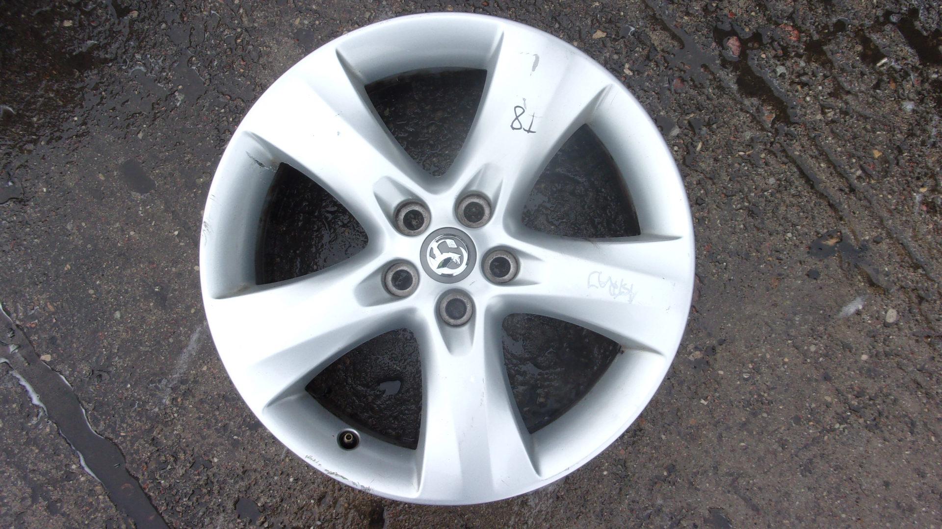 Opel Astra J Felga Aluminiowa 17 5x105 Et 42 7084066931