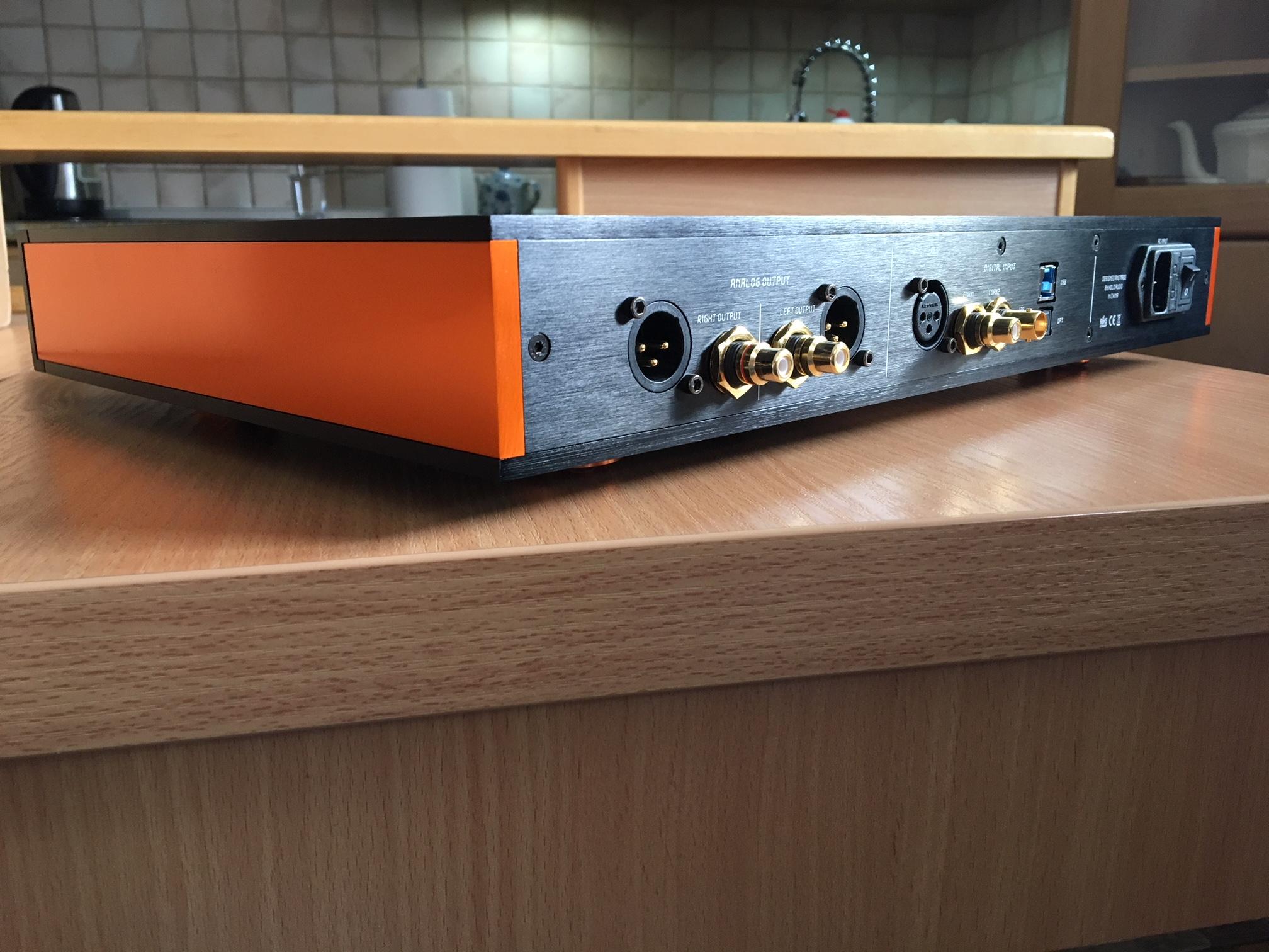 Holo Audio Spring DAC Lev 1 R2R - 7216712109 - oficjalne