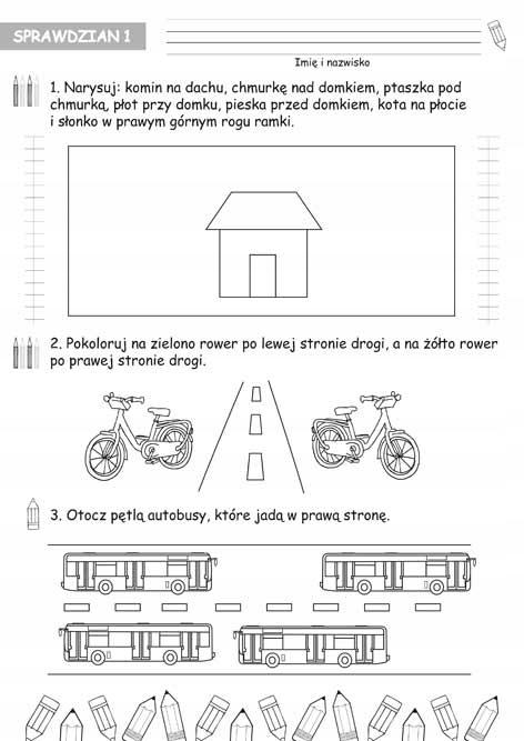 testy sprawdzające dla klasy 1 szkoły podstawowej chomikuj