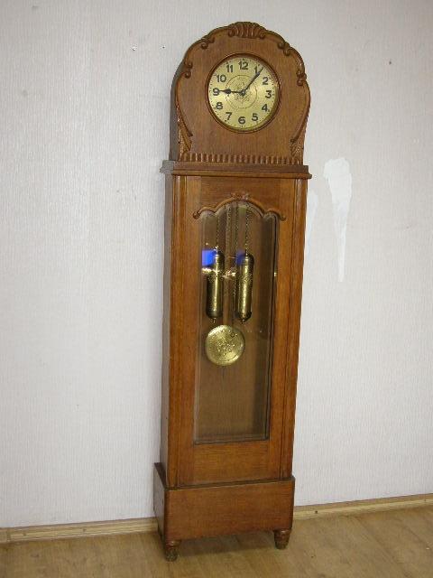 Antyczny Zegar Stojący Gustav Becker Gwarancja 7081740389