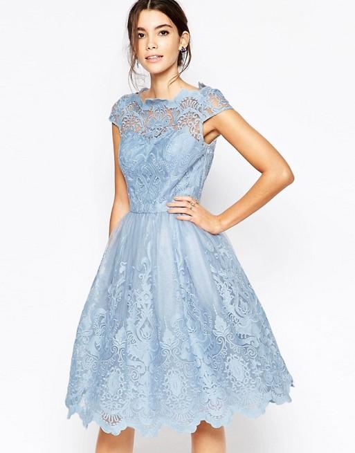7b4eb26fcf Koronkowa sukienka Chi Chi London roz. xs - 7258767627 - oficjalne ...