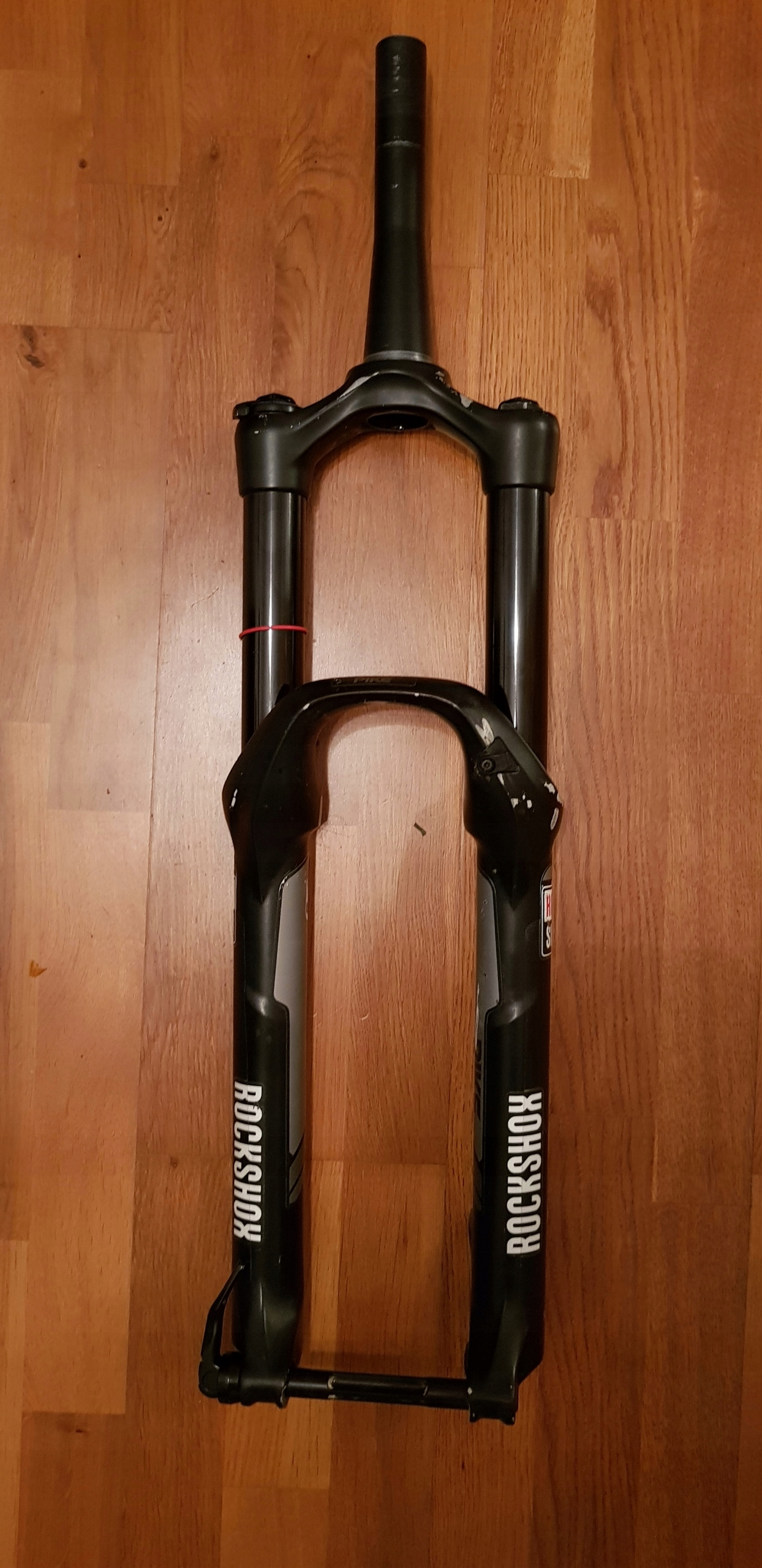 Rock Shox Pike RCT3/ 27,5 160 MM Solo Air