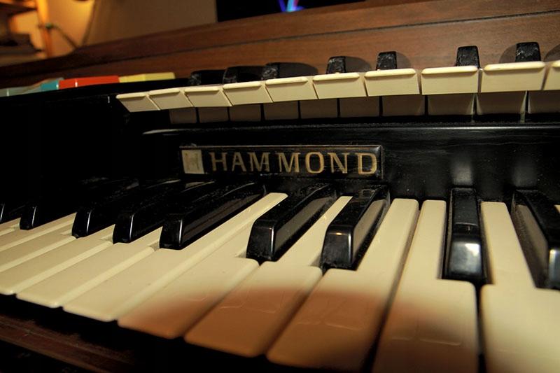 organy Hammond