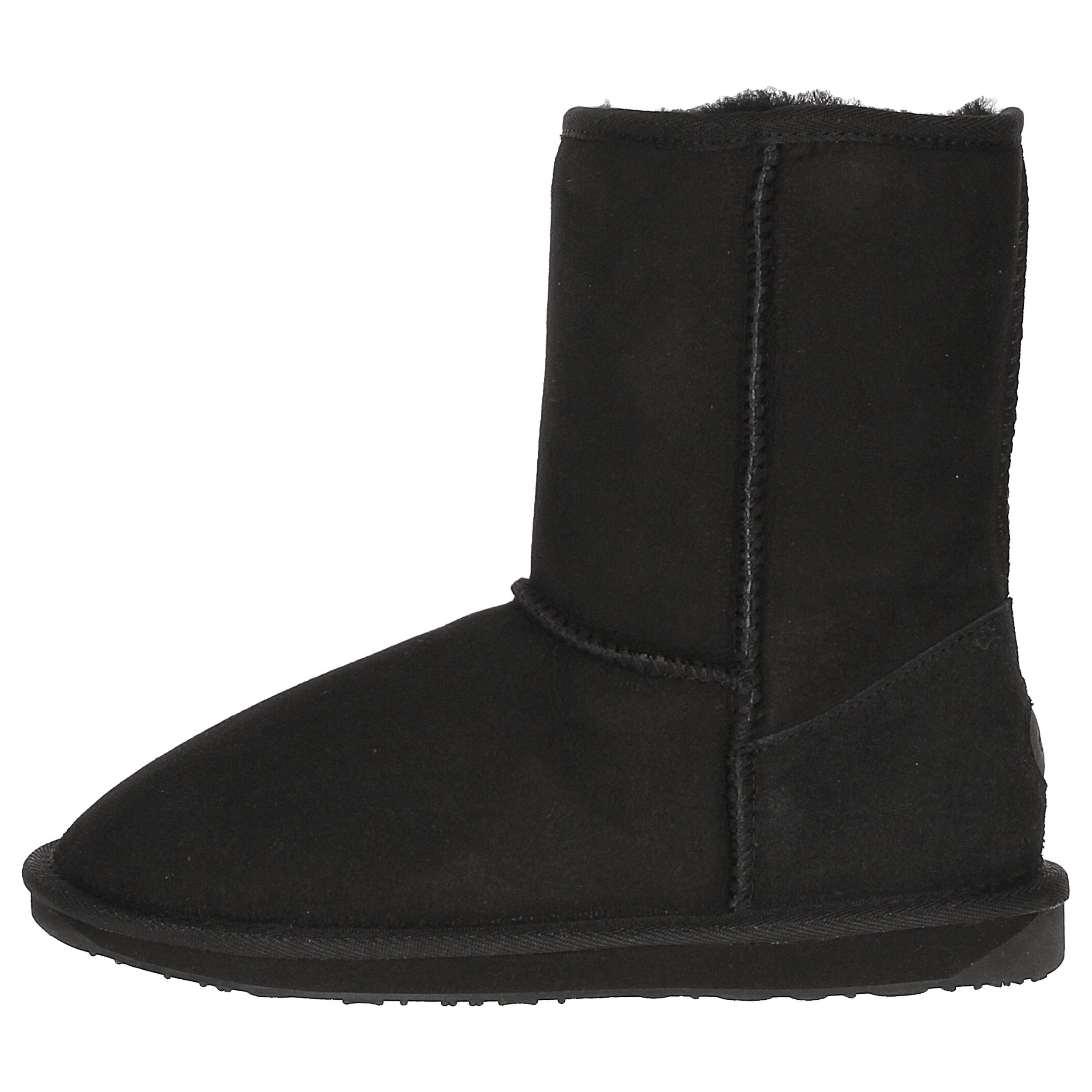 21647060b0c72 Botki EMU Stinger Lo black buty zimowe czarne r 37 - 7460064786 ...