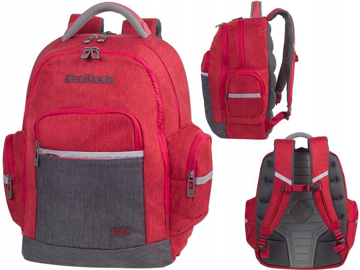 90330b747ec85 CP praktyczny plecak młodzieżowy NA MIASTO stylowy - 7483966879 ...