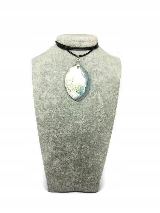 wisior kamień naturalny agat zawieszka i prezent