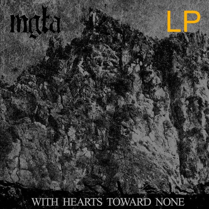 Mgła ''With hearts toward none'' LP reedycja 2017