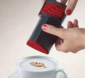 Urządzenie do zdobienia cappuccino Aerolatte Aerol